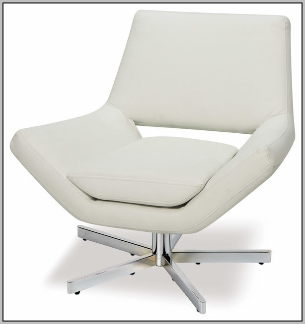 White Leather Desk Chair Canada