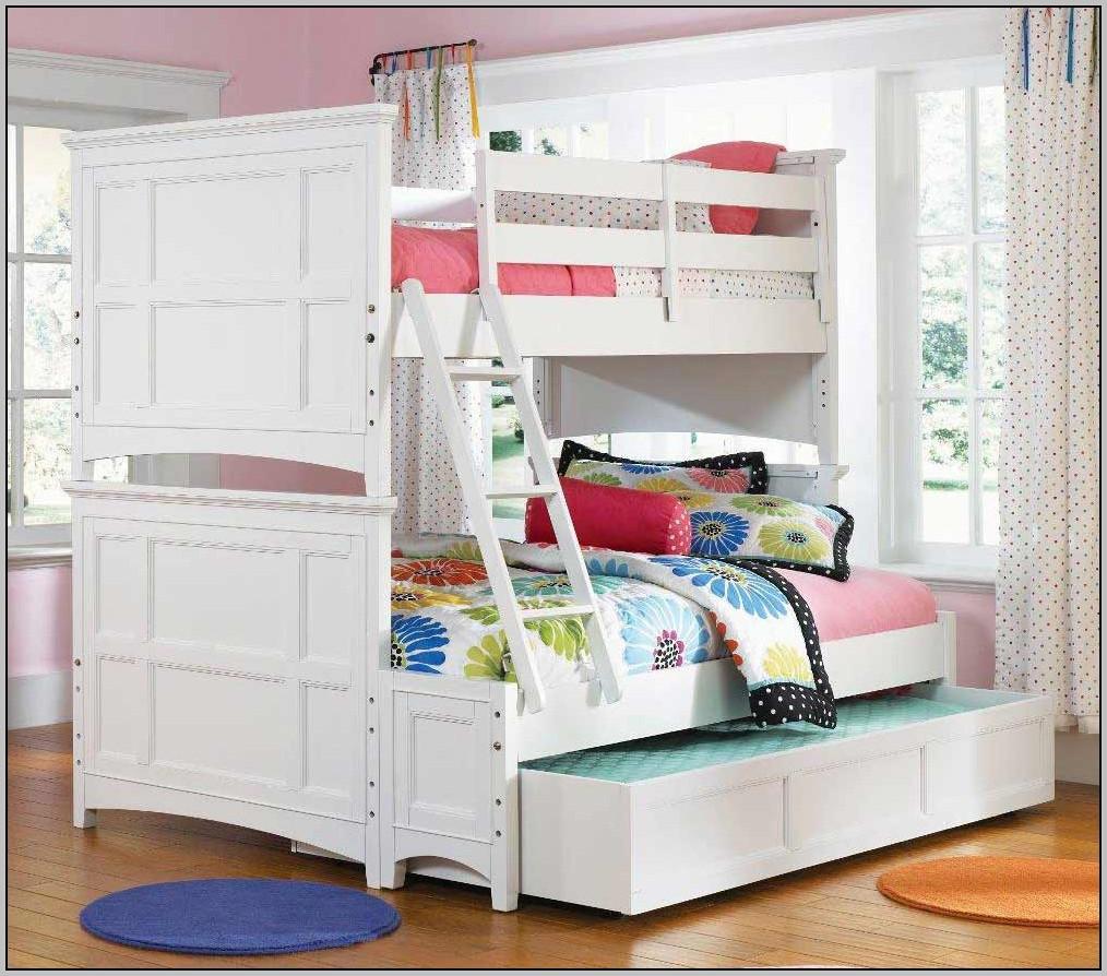 White Loft Bed With Desk Uk