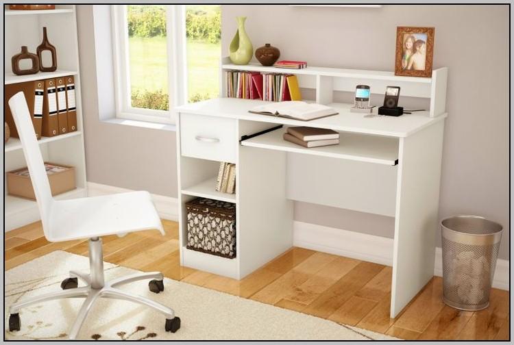 White Parsons Desk Amazon