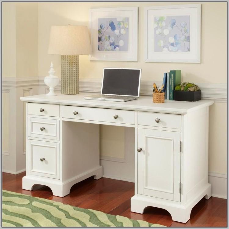 White Secretary Desk Walmart