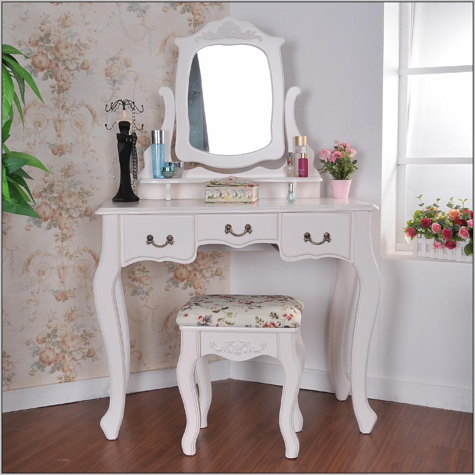 White Vanity Desk Kmart