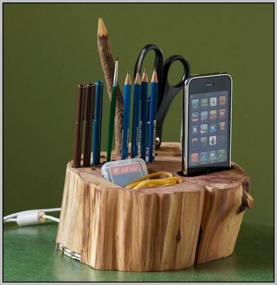 Wood Desk Organizer Uk