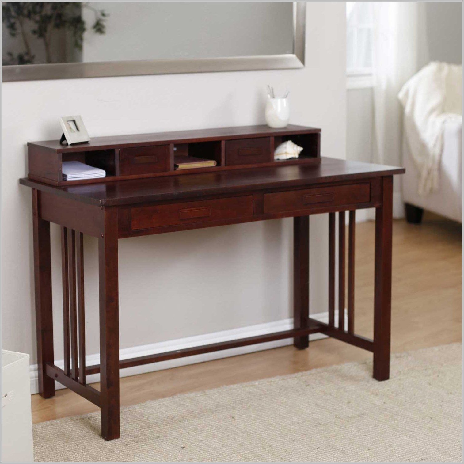 Wood Writing Desk Plans