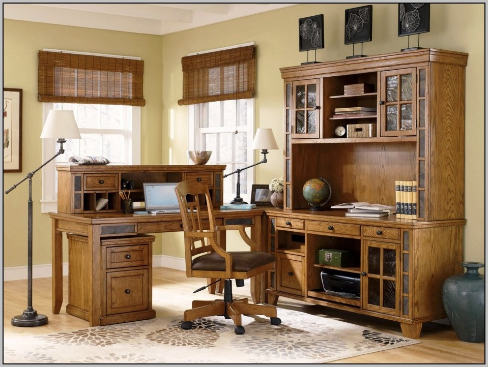 Wooden Computer Desk Chairs