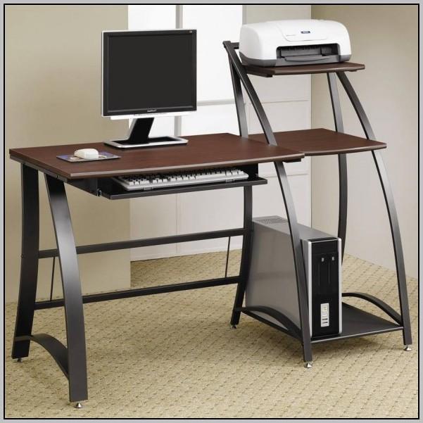 Wooden Computer Desk Designs