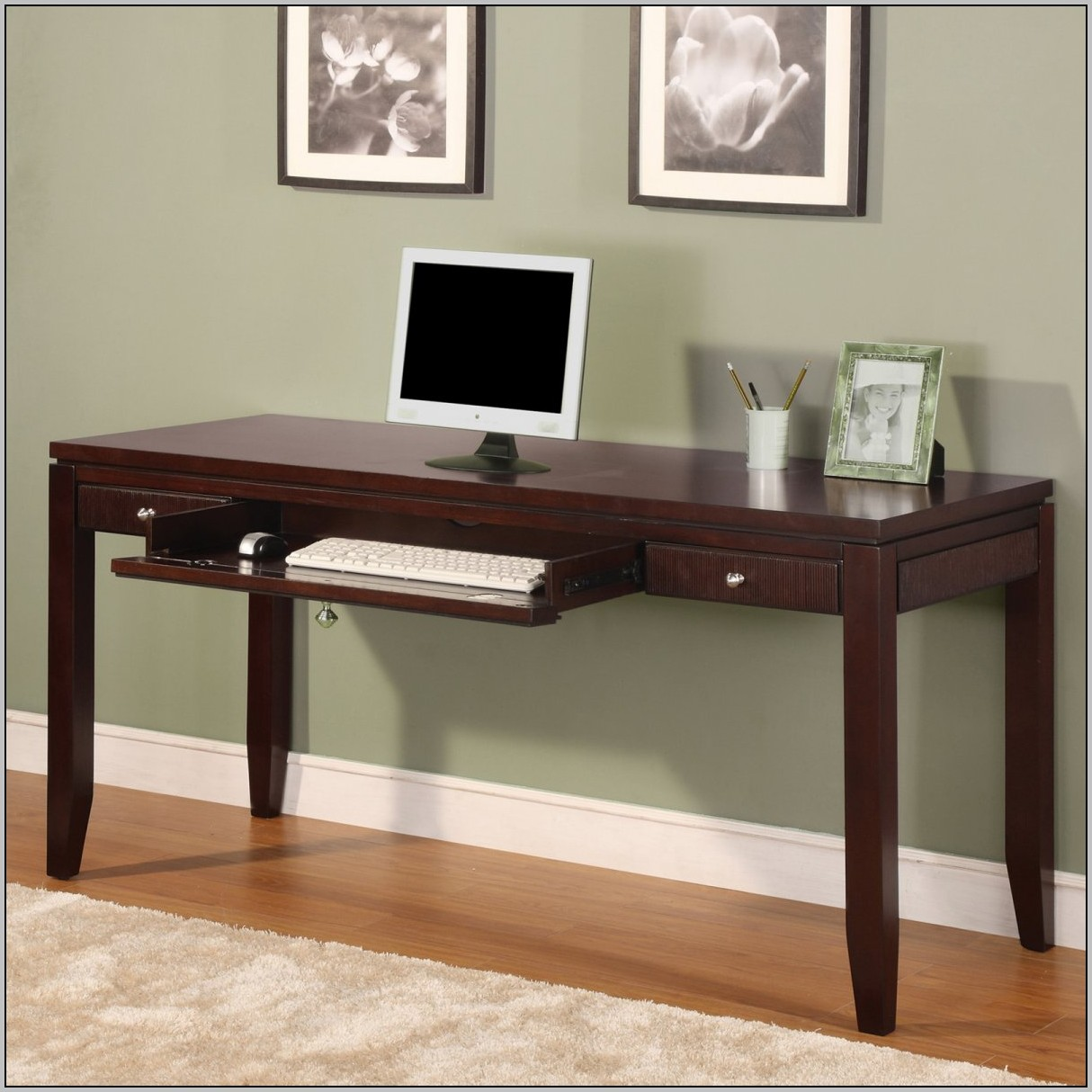 Writing Desk With Drawers Name