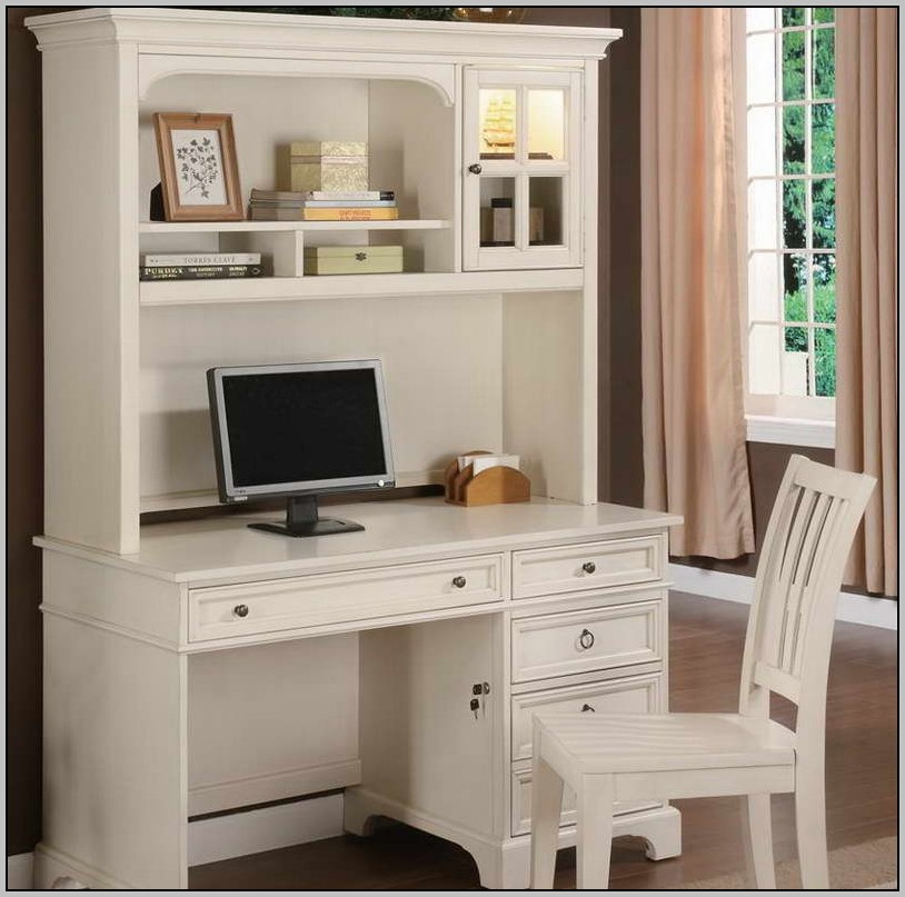Writing Desk With Hutch And Chair
