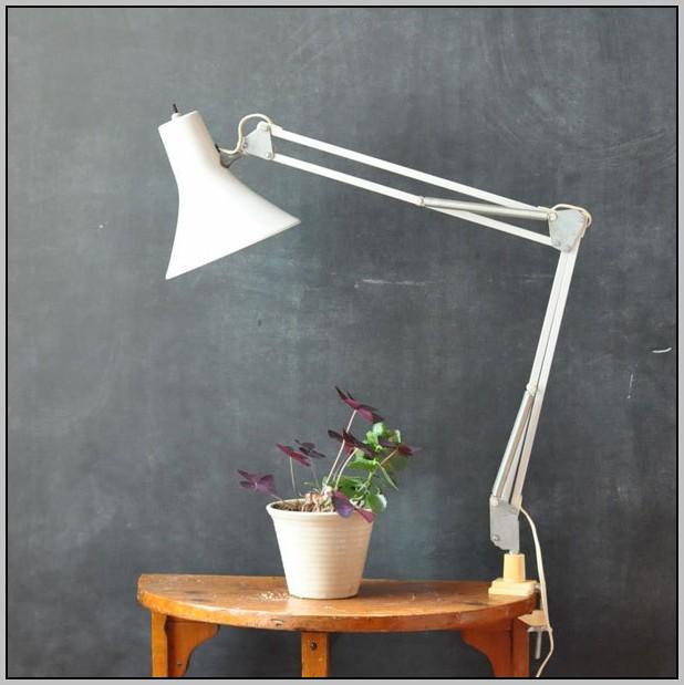 Adjustable Desk Lamp Clamp