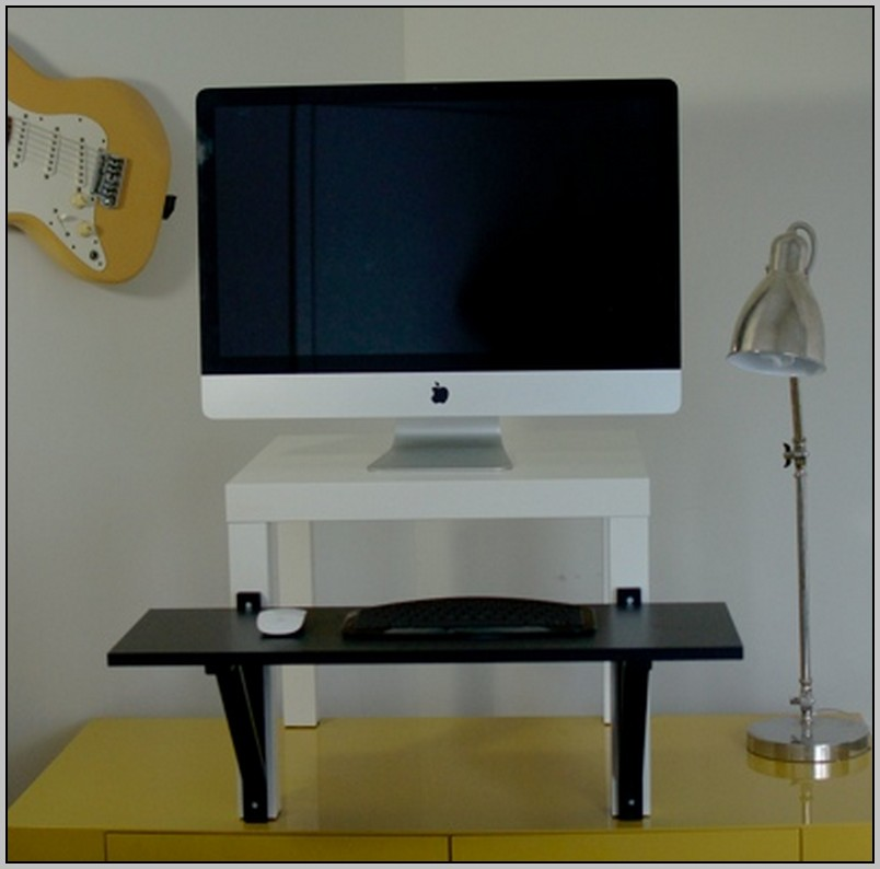 Adjustable Laptop Desk For Bed