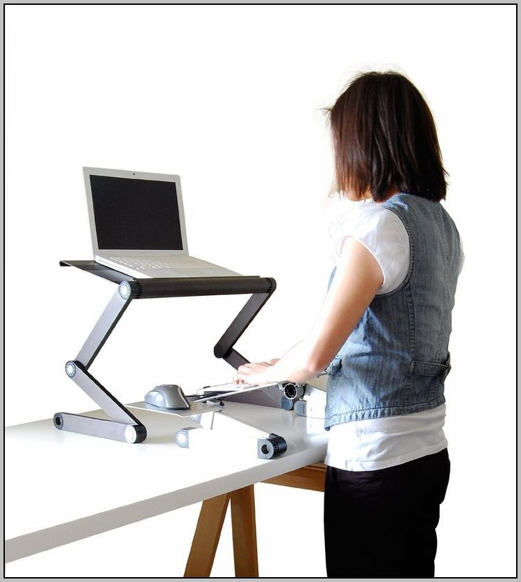 Amazon Laptop Standing Desk