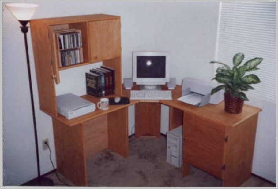 Arts And Crafts Desk Plans