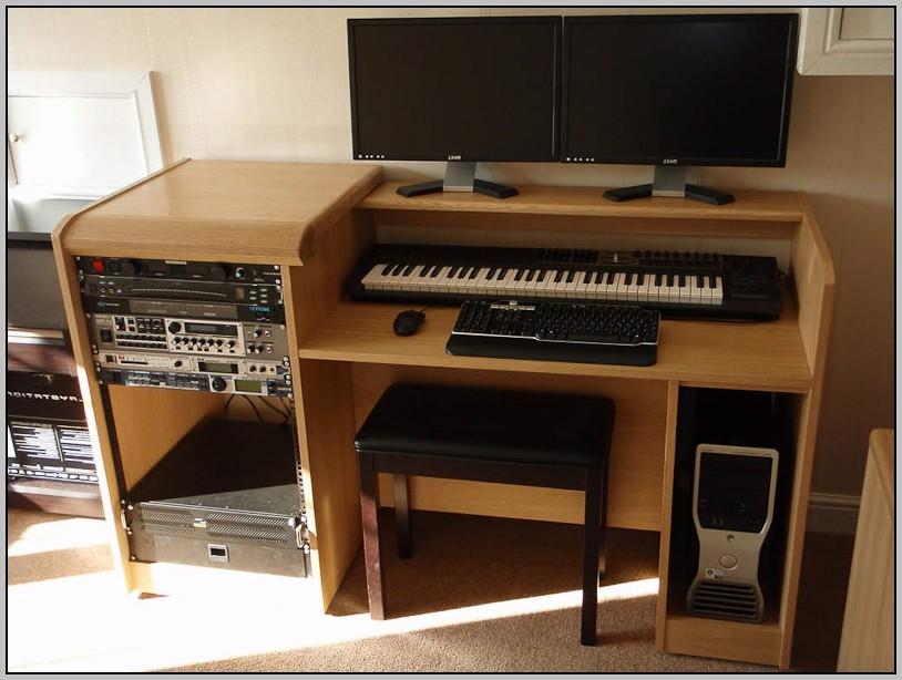 Audio Workstation Desk Uk
