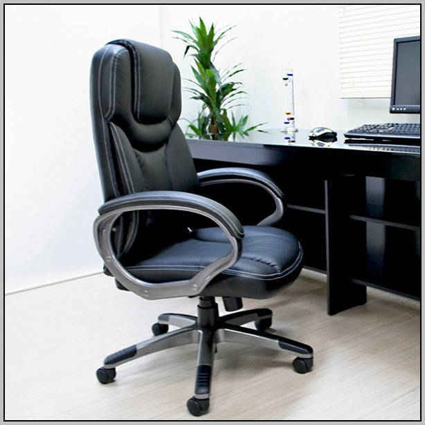 Black Desk Chair Cushion