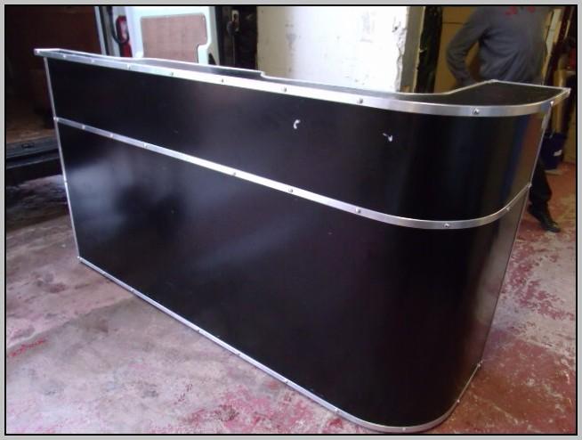 Black Reception Furniture