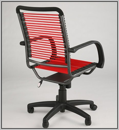Bungee Office Chair With Arms