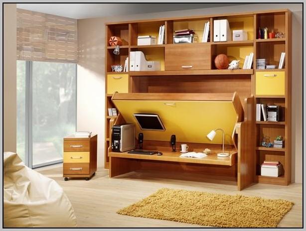 Bunk Bed Desk Dresser Combo Bed