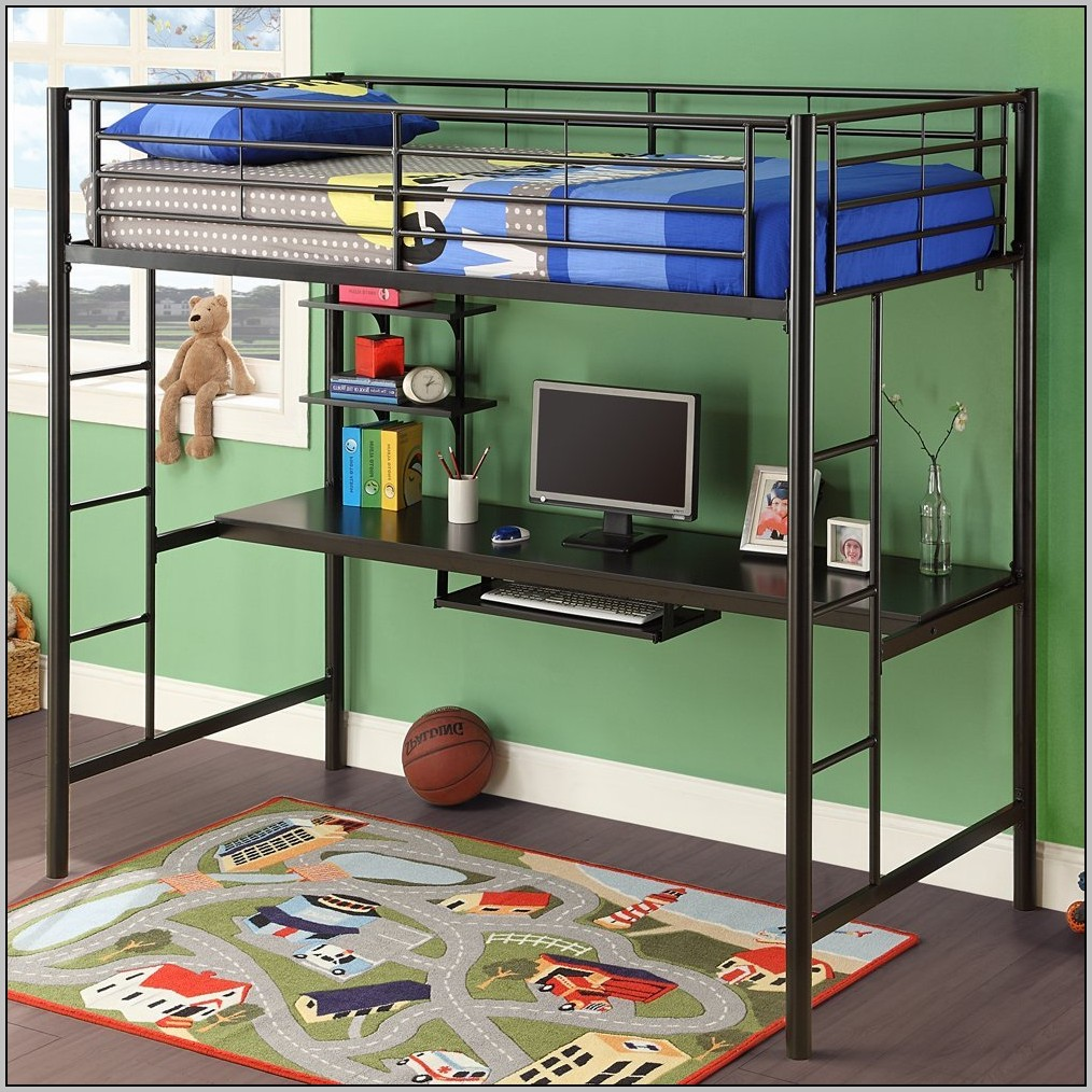Bunk Beds With Desk Underneath Australia