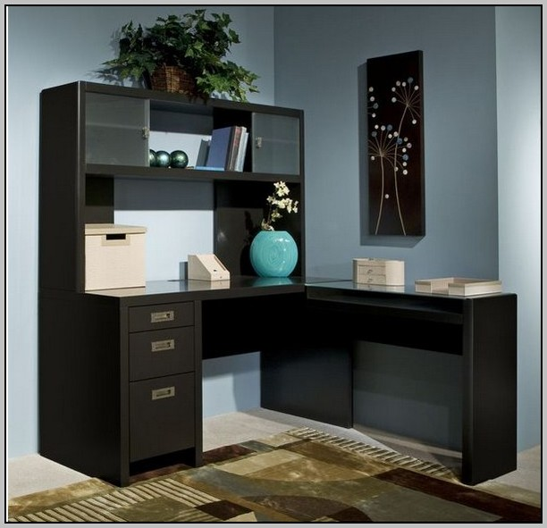 Bush Cabot 60 L Shaped Desk