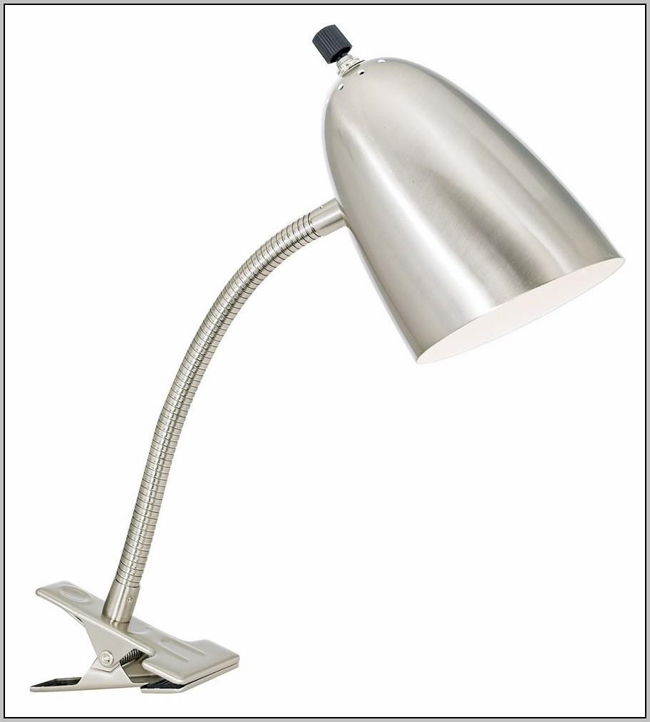 Clamp Desk Lamp Swing Arm