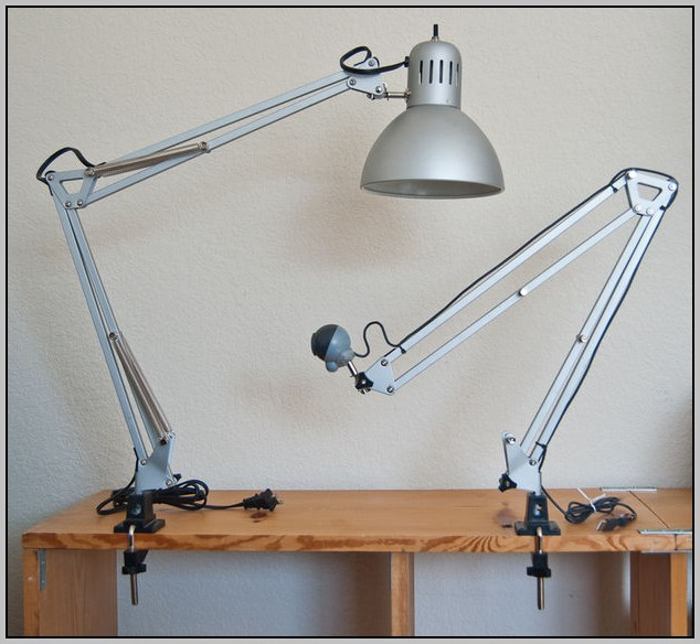 Clamp On Desk Lamp Ikea