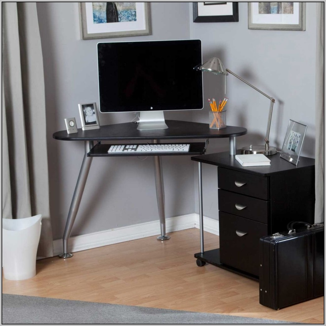 Computer Desk Corner Workstation