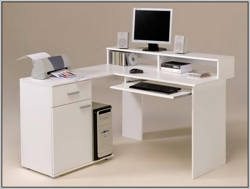 Computer Desk With Drawers Ikea