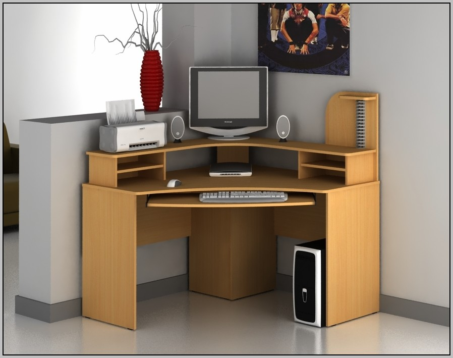 Corner Computer Desk Hutch Ikea