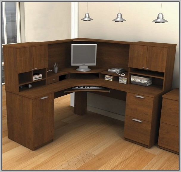 Corner Desk Hutch Home Office
