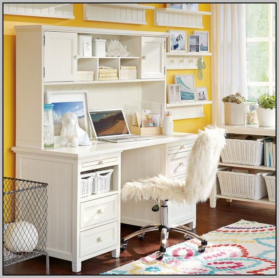 Corner Desk With Hutch Pottery Barn