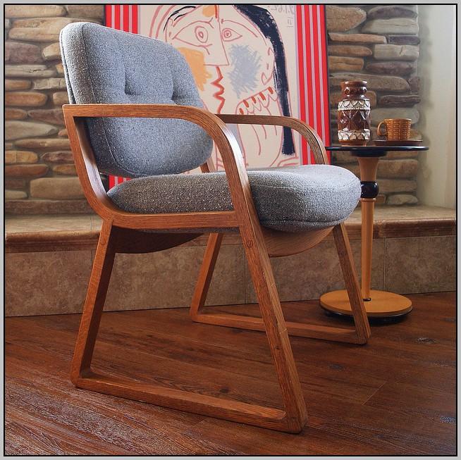 Danish Modern Desk Chair