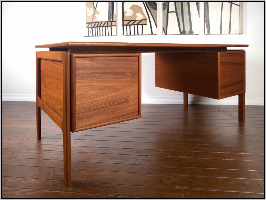 Danish Modern Desk Ebay