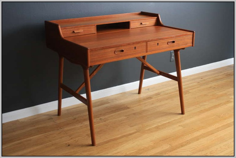 Danish Modern Desk San Francisco