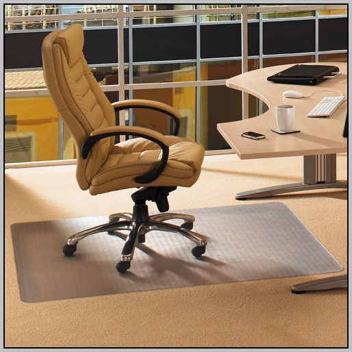 Desk Chair Mats For Plush Carpet