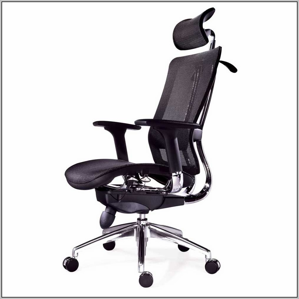 Desk Chair With Arms And Wheels