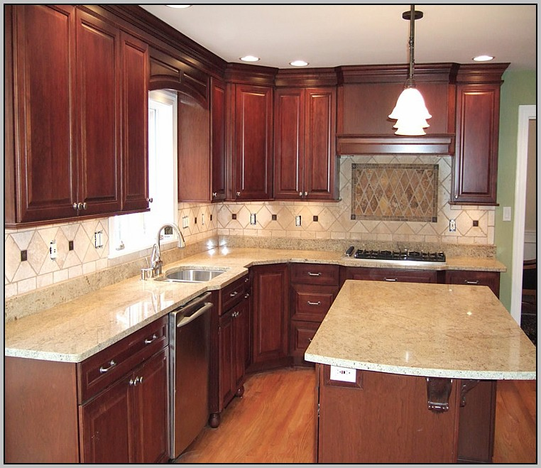 Desk Height Kitchen Cabinets