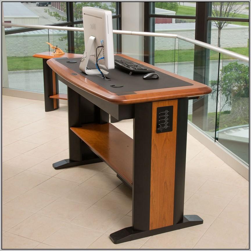 Desktop Computer Standing Desk