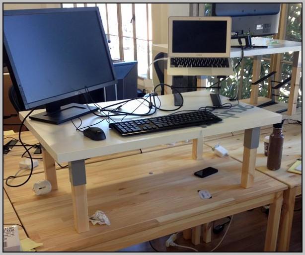 Desktop Riser Standing Desk