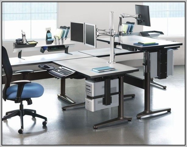 Electric Height Adjustable Desk Canada