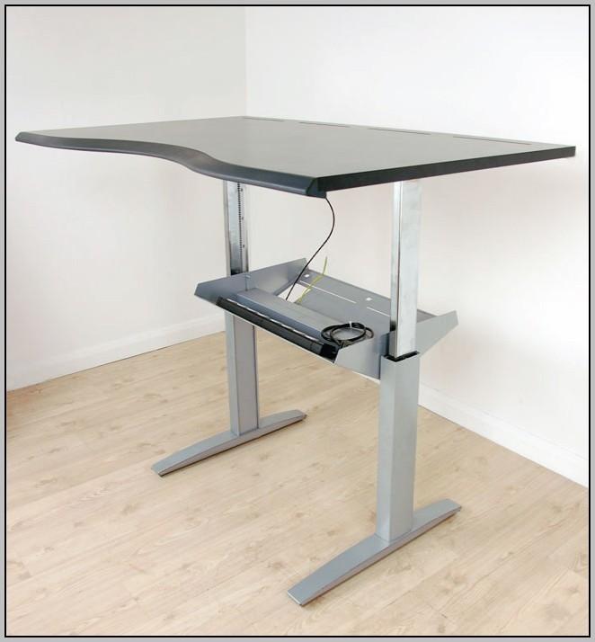 Electric Height Adjustable Desk Ikea