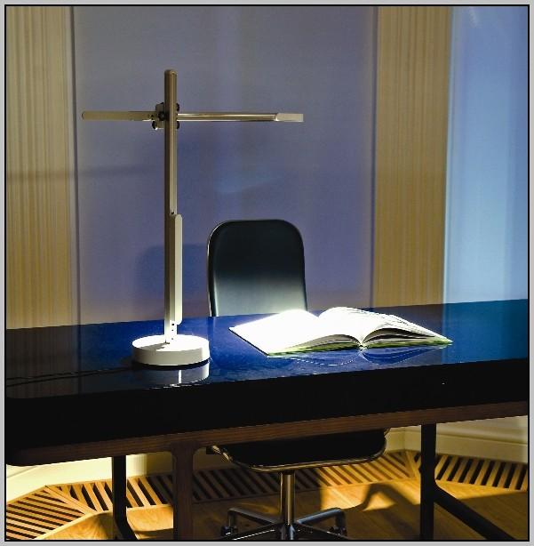 Fluorescent Desk Lamp Target