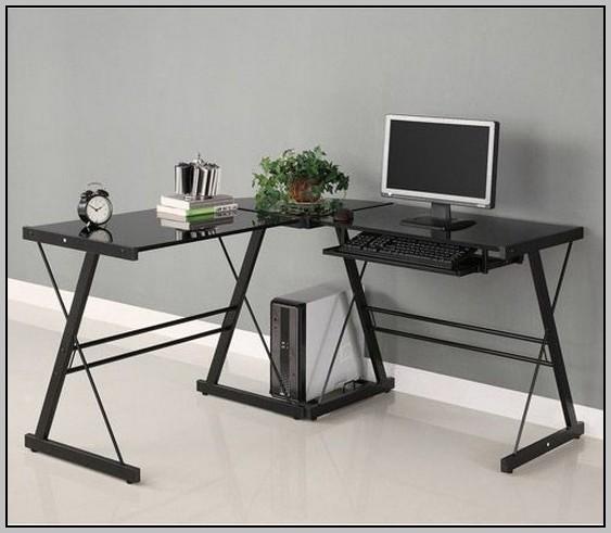 Glass Computer Desk At Walmart