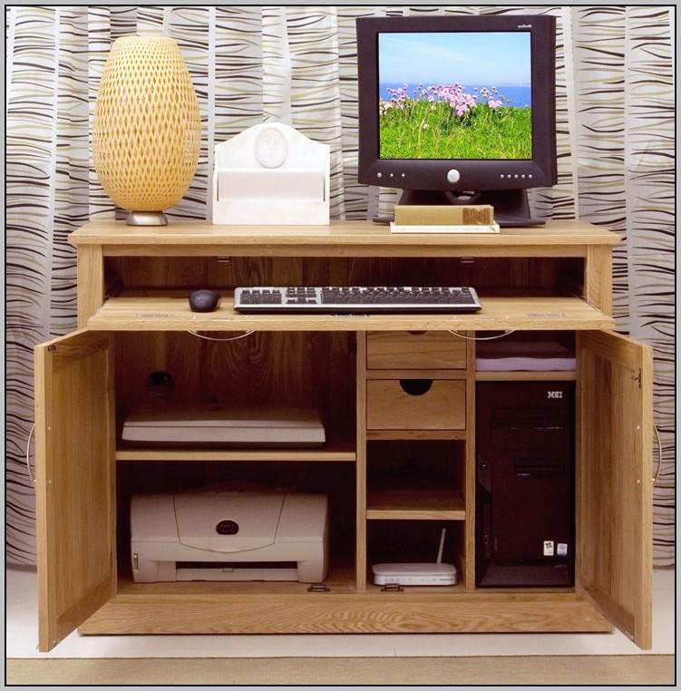 Hideaway Computer Desk Ikea