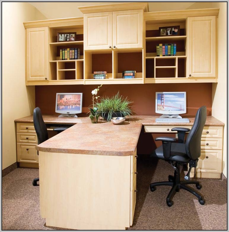 Home Office Desk Organizing Ideas