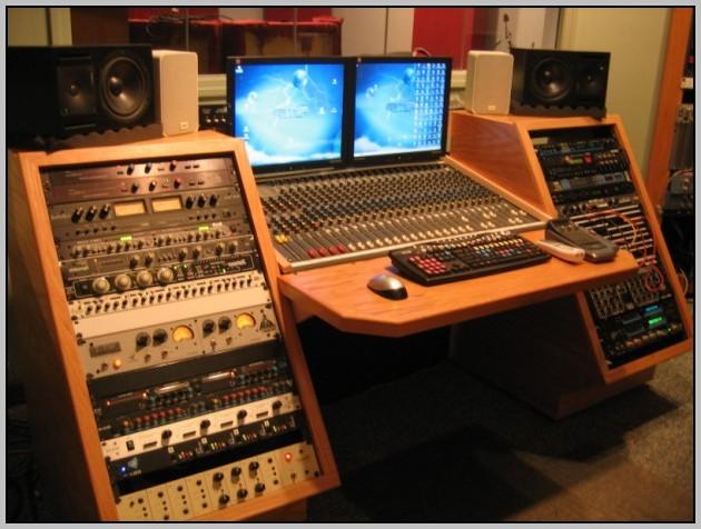 Home Recording Studio Desk Ikea