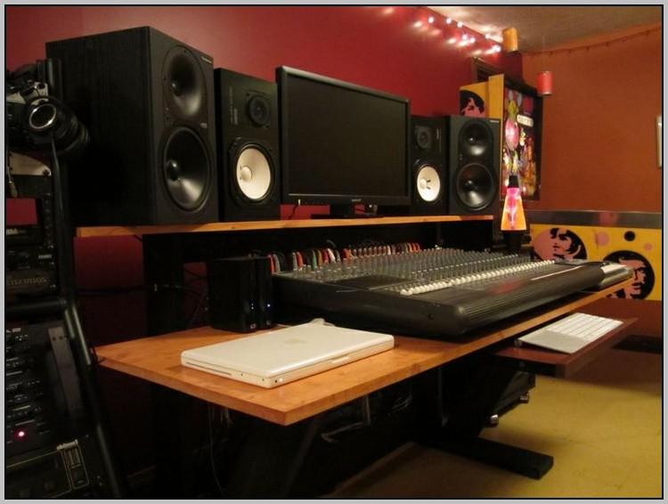 Home Recording Studio Desktop