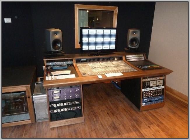 Home Recording Studio Furniture Plans