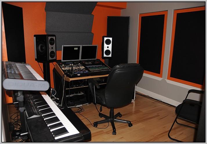 Home Recording Studio Furniture