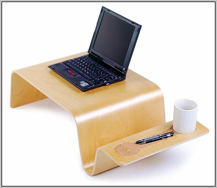 Ikea Laptop Desk Hack