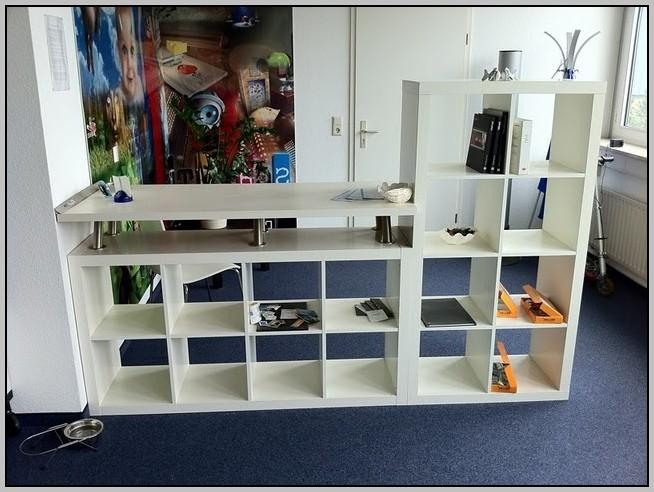 Ikea Reception Desk Hack