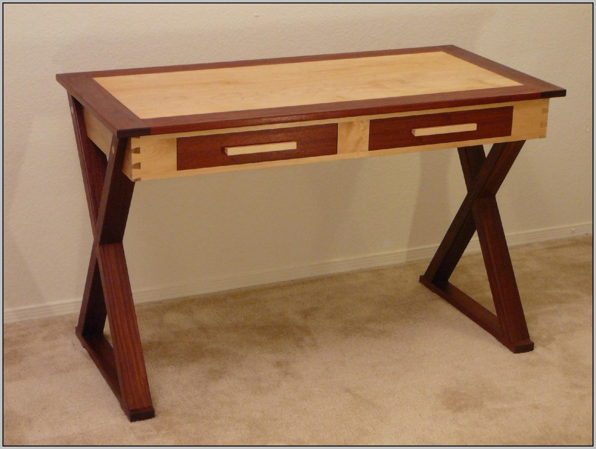 Jefferson Stand Up Desk Plans